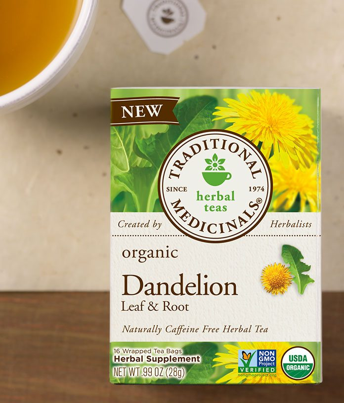 Dandelion Leaf & Root