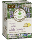Tulsi with Ginger Package
